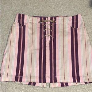 Target Striped Skirt